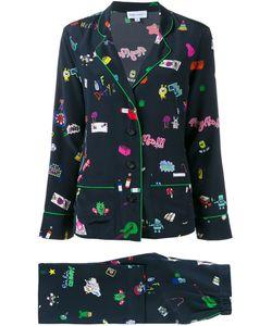 Mira Mikati | Printed Pyjama Suit