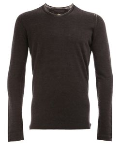 Label Under Construction | Raw Edge Sweatshirt