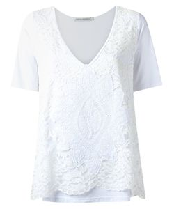 Martha Medeiros | Lace Top