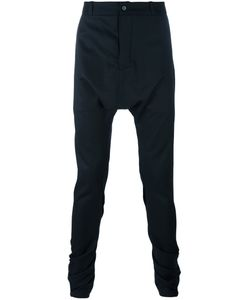 A New Cross | Twisted Drop Crotch Trousers