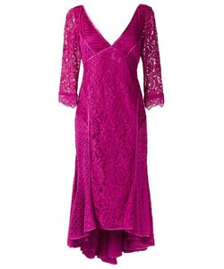 Martha Medeiros | V-Neck Lace Dress