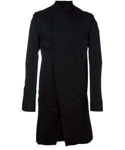 A New Cross | Asymmetric Ribbed Sleeve Jacket