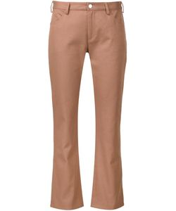 Nomia | Straight Cropped Trousers