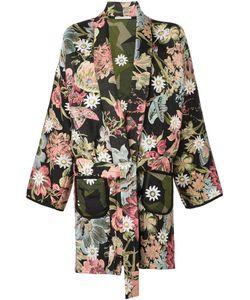 Ermanno Gallamini | Nature Print Reversible Kimono