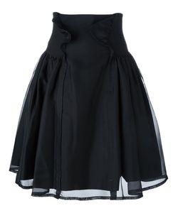 Comme Des Garçons Noir Kei Ninomiya | High-Waist Skirt