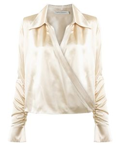 Martha Medeiros | Silk Shirt