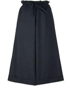 Daniela Gregis | Drawstring Wide-Legged Trousers