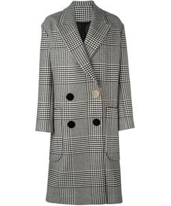 Petar Petrov | Checked Double Breasted Coat