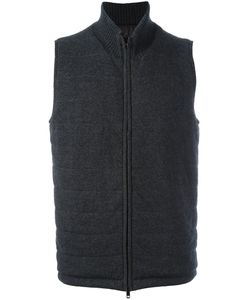 N.Peal | Quilted Roll Neck Gilet