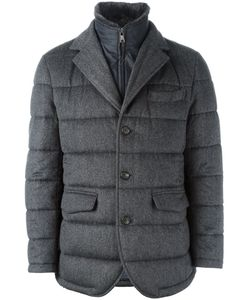 N.Peal | Quilted Woven Jacket