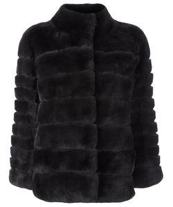 N.Peal | Rex Ribbed Jacket