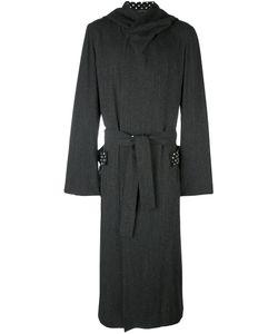 Yohji Yamamoto Vintage | Hooded Maxi Coat