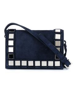 Tomasini | Mirror Squares Crossbody Bag