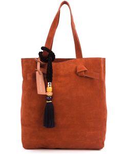 Lizzie Fortunato Jewels   Tassel Detail Tote Bag