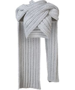 Christian Siriano | Knitted Wrap Crop Top