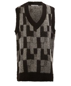 Anrealage | Knitted Tunic Vest