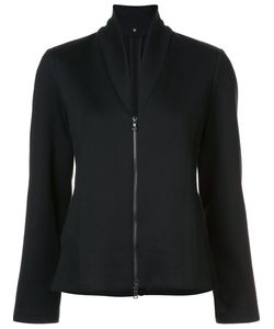 Peter Cohen | Zip Up Fitted Jacket