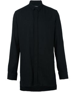 Cedric Jacquemyn   Concealed Placket Shirt