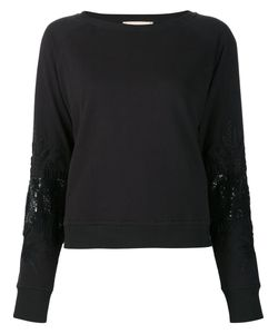 Loyd/Ford | Sequined Sleeve Sweatshirt