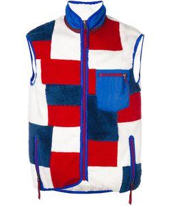 Ganryu Comme Des Garcons | High Neck Zipped Vest