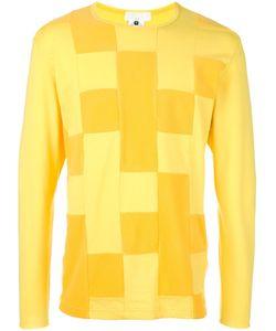 Ganryu Comme Des Garcons | Patchwork Long-Sleeved T-Shirt