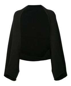 Sally Lapointe | V-Neck Bell Sleeves Blouse