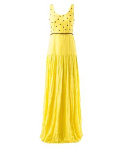 Emannuelle Junqueira   Embellished Maxi Dress