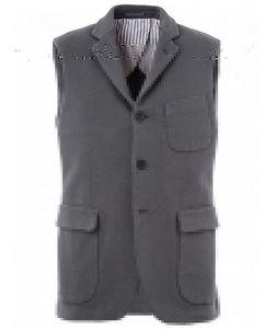 Wooster + Lardini | Three Button Waistcoat