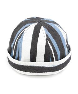 Agi & Sam | Striped Drill Hat