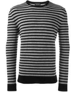 Exemplaire | Striped Crew Neck Sweater