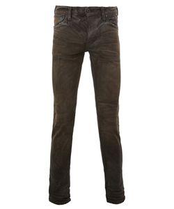 Mastercraft Union   Creased Effect Skinny Jeans