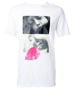 Cy Choi | Statue Print T-Shirt