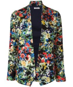 Roseanna   Floral Print Fitted Jacket