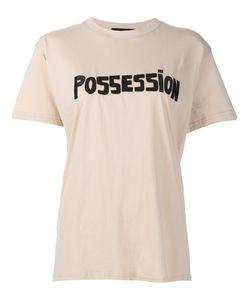 Area Di Barbara Bologna | Possession T-Shirt