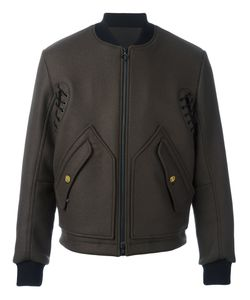 Tim Coppens | Ma-1 Laced Bomber Jacket