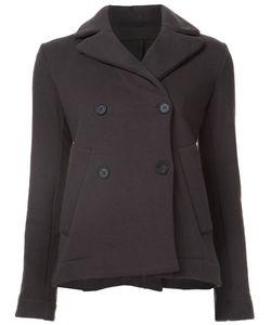Lareida | Cropped Double Breasted Jacket