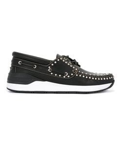 Givenchy | Studded Boat Shoes