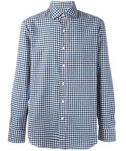 Salvatore Piccolo | Checked Classic Shirt