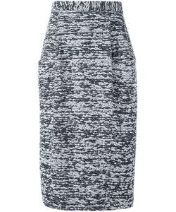 Anrealage | Straight Midi Skirt