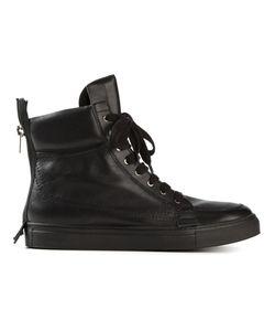Kris Van Assche | Stylised Hi-Top Sneakers