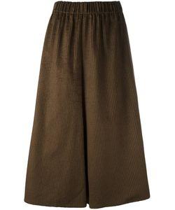 Dusan   Couduroy Gaucho Trousers