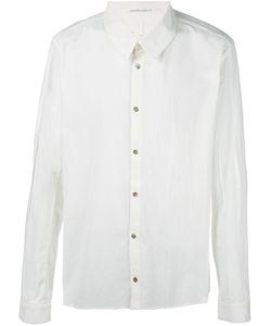 Individual Sentiments   Woven High Neck Shirt