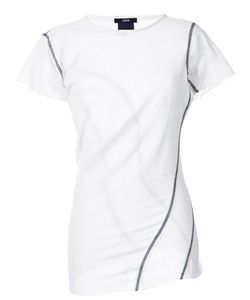 Assin | Mesh Twist T-Shirt