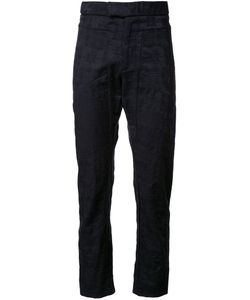 Assin | Jacquard Tailored Trousers