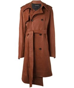 Incarnation | Asymmetric Trench Coat