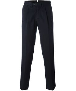 Borrelli | Classic Tapered Trousers