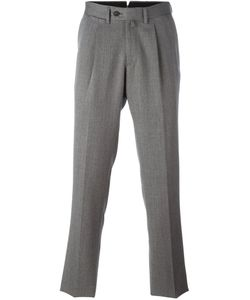 Borrelli | Pleated Detailing Tailored Trousers