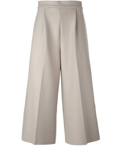 08Sircus | Cropped Wide Leg Trousers