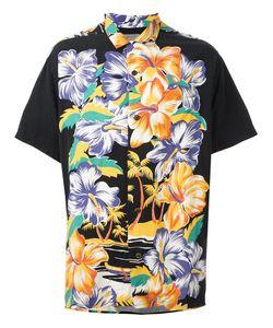 Yohji Yamamoto Vintage | Flower Print Shirt