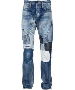 Prps Noir | Patchwork Jeans